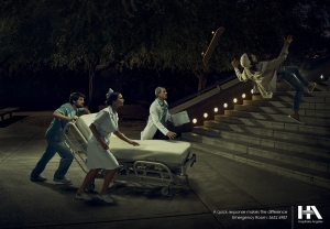 hospitales-angeles-emergency-room-library-skate-stairs-outdoor-print-376520-adeevee