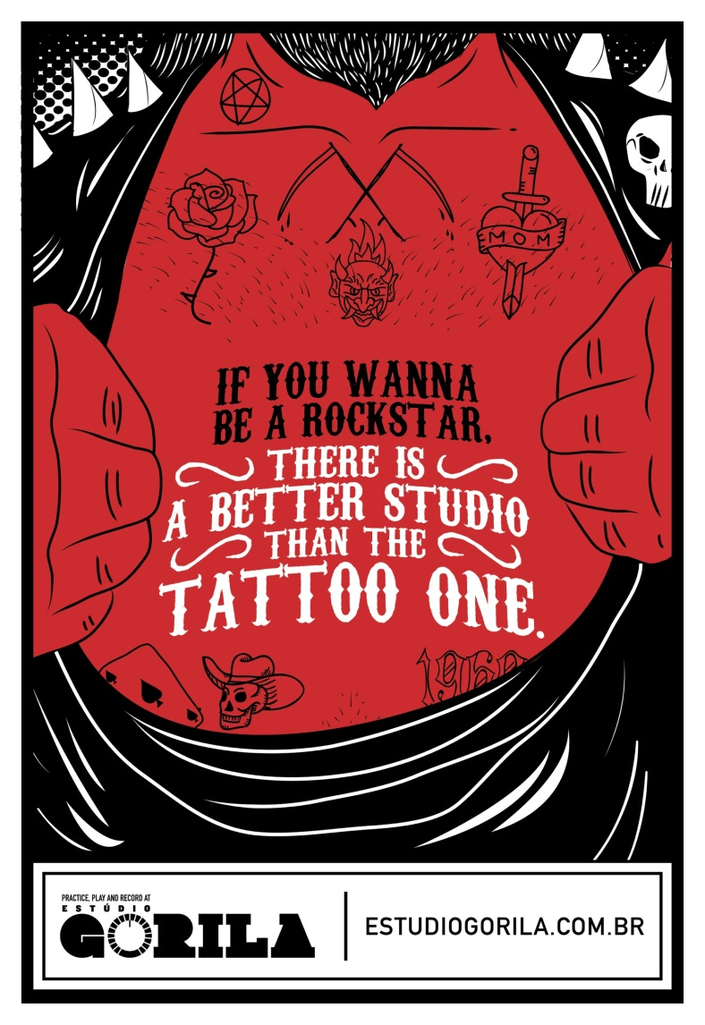 estudio-gorila-groupie-auto-tune-practice-devil-tattoo-outdoor-print-379066-adeevee
